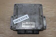 Original Renault Motorsteuergerät ECU 0281010784  HOM8200091432