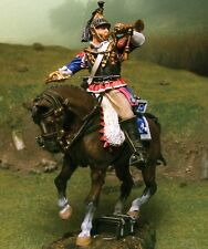 THE COLLECTORS SHOWCASE FRENCH NAPOLEONIC CS00307 10TH CUIRASSIER BUGLER MIB