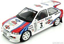 1:18 Scale Ford Escort RS Cosworth Martini Rally #3 OttOmobile Resin Model OT204