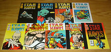 Star Hawks #1-9 VF/NM complete series - gil kane - starhawks 2 3 4 5 6 7 8 set