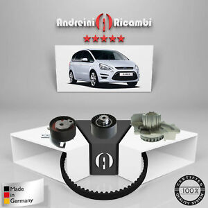 Kit Courroie de Distribution+Pompe à Eau Ford S-MAX 2.2 TDCI 129KW 175CV 2014->