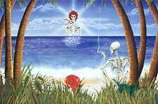 GRATEFUL DEAD - SUNSHINE DAYDREAM POSTER - 24x36 MUSIC 45185