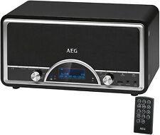 Stereoanlage mit DAB+ Digitalradio, Bluetooth, USB, AUX AEG Radio NDR 4378