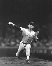 Texas Rangers NOLAN RYAN Glossy 8x10 Photo Major League Baseball Poster