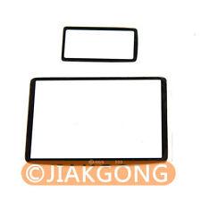 GGS LCD panel + monito Protector glass for NIKON D90