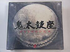 Ondekoza Single Layer 6-SACD boxset NEW Japan 鬼太鼓座
