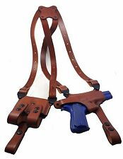 Armadillo Holsters Elite Series Miami Vice Shoulder Holster for 1911