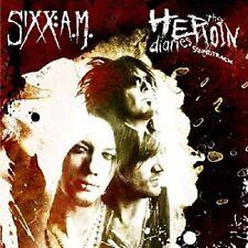 Sixx: A.M. - The Heroin Diaries [CD]