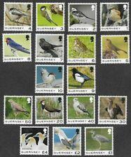 Guernsey Birds complete set 2021 mnh