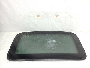 2007 Acura CSX Sunroof Glass Factory OEM Sedan