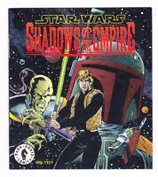 Star Wars Shadows of the Empire • Mini Comic (Dark Horse)