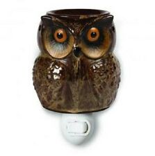 Woodland Owl Accent Warmer / Burner Ambiescents for Scented Wax or Oil Plug In