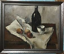 "Beautiful original painting ""Still Life""USSR Realism.art.Sapatov Oil"