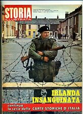 STORIA ILLUSTRATA#GENNAIO 1972 N.170#IRLANDA INSANGUINATA#NERONE#Mondadori