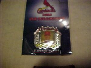 WS 2006 St Louis Cardinals Pin Collection CF-- #15 Jim Edmonds