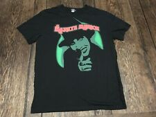 Marilyn Manson Smells Like Children men's S distressed Divided H&M black shirt !