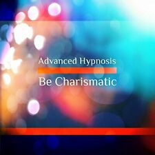 Be Charismatic Develop Your Charisma & Magnetism Hypnotherapy, Self Hypnosis CD