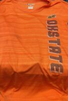 NCAA Oklahoma State Cowboys Men's XL Tee Shirt DRI FIT MATERIAL HIGH QUALITY