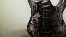 Dean Michael Angelo Batio Signature MAB4 Electric Guitar Gauntlet Custom Graphic