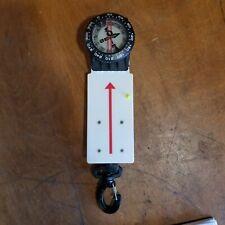 New listing Scuba Compass Slate w/Retractor and Pencil