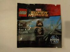Lego Marvel - Winter Soldier -Minifigure polybag, Avengers, sealed, super heroes