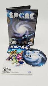 Spore (WIN/MAC DVD-ROM, 2008) With Manual