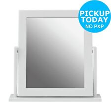 White Square Decorative Mirrors For Sale Ebay