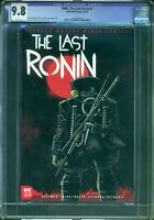 TMNT The Last Ronin 1 (IDW) CGC 9.8 White Pages 1st Print