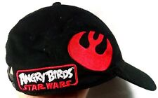 Angry Birds Star Wars Ball Cap Kids Snapback One Size 2012 Lucas Film Boys Girls