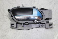 Peugeot 407 Bj.06 Door Opener Door Handle Interior Rear Right 96526177VD