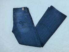 WOMENS GUESS DAREDEVIL BOOTCUT JEANS SIZE 28x31 #W478