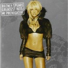 Britney Spears Greatest Hits My Prerogative CD The Official Best Of - Gift Idea