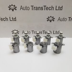 Genuine Ford Volvo 6DCT450 Powershift Automatic Gearbox Solenoid Kit Set