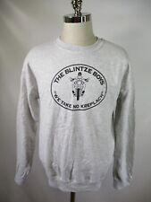 F2733 VTG Men's THE BLINTZE Boy Pull-over Sweatshirt Size M