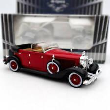 AUTOS de epoca 1/43 Hispano Suiza H6C 1934 Diecast Models Classic Collection Car