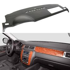 Dash Cover Cap Black For 2007-2014 Avalanche Suburban Tahoe Yukon