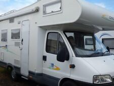 Chausson Welcome 9. fixed/french bed motorhome, lots of extras. 4 berth 2005.