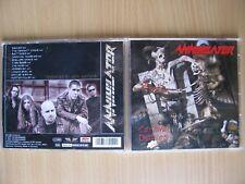 Un Annihilateur-Carnival diablos (Steamhammer 1st press) Metallica, MAN, Rage
