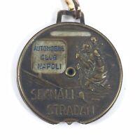 Antique Automobile Club Napoli FOB Segnali Stradali Road Signs Extra Long Chain