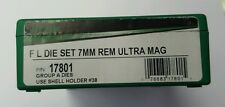 RCBS Full Length Die Set for 7mm Remington Ultra Mag,  RUM,  #17801, NIB