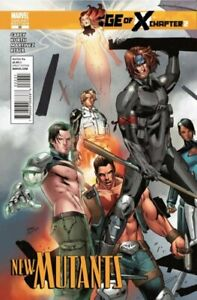 New Mutants #22 Age of X Chapter 2,#14,#25 SET OF THREE VARIANTS NEAR MINT.