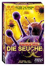 Pandemie - Die Seuche. Als Virus gegen die Menschheit spielen. Neu und OVP