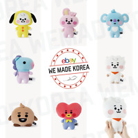 BT21 Character Baby Mini Body Flat Cushion 7types Official K-POP Authentic Goods