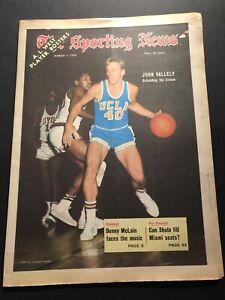 1970 Sporting News UCLA vs LOYOLA JOHN VALLEY No Label NCAA Defending CHAMPIONS