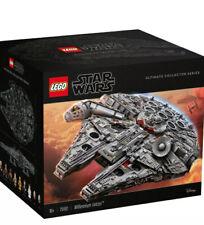 Lego 75192 Star Wars Halcón Milenario Ultimate colector serie y Regalos Gratis Nuevo