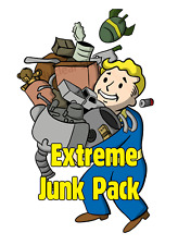 Fallout 76 PC All Junk Scrap Pack x100000 of each +20000 Flux (3520000 total)