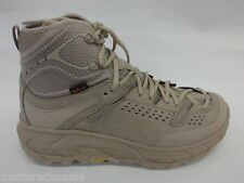 Hoka One One Mens Tor Ultra Hi WP Boots 1008334 Oxford/Tan Size 10