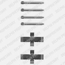 Zubehörsatz Scheibenbremsbelag MERCEDES-BENZ W201 W124 T124 S124 Coupe SLK CLK