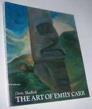 THE ART OF EMILY CARR ~ Canadian Artist ~ Doris Shadbolt