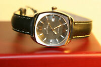 Jacques du Manoir Swiss Made Men's Automatic Dress Watch RARE ETA 2824 NEW